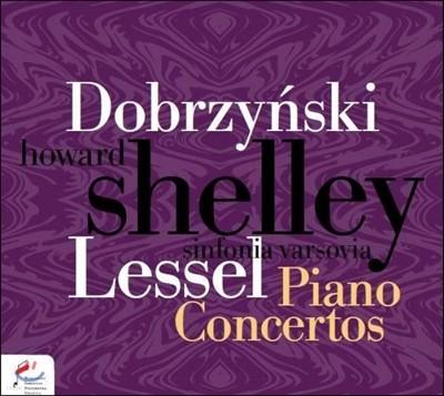 Howard Shelley 레셀 / 도브르친스키: 피아노 협주곡 (Dobrzynski & Lessel: Piano Concertos)