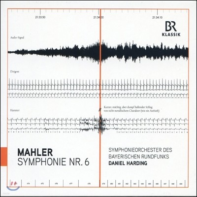 Daniel Harding 말러: 교향곡 6번 `비극적` (Gustav Mahler: Symphony No. 6 in A minor 'Tragic')