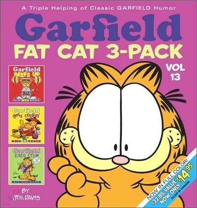 Garfield Fat Cat 3-Pack #13