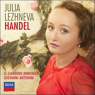 Julia Lezhneva 율리아 레즈네바 - 이탈리아의 헨델 (Handel in Italy)
