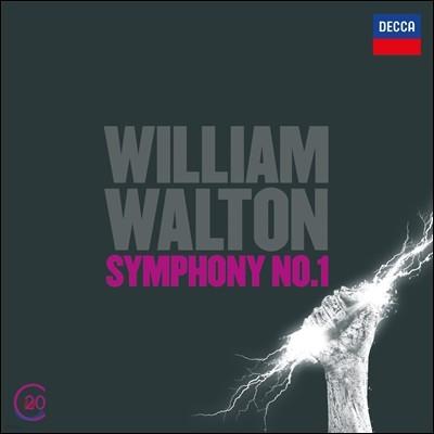 Andrew Litton 윌리엄 월튼: 교향곡 1번, 첼로 협주곡 (William Walton: Symphony No. 1)