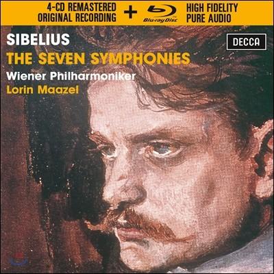 Lorin Maazel 시벨리우스: 교향곡 전곡 (Sibelius: The Seven Symphonies)