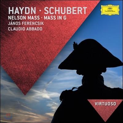 Claudio Abbado  하이든: 넬슨 미사 / 슈베르트: 미사 2번 (Haydn: Mass No.11 'Nelson' / Schubert: Mass D167)