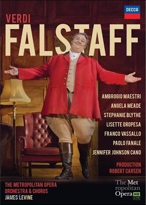 James Levine / Ambrogio Maestri 베르디: 팔스타프 (Verdi: Falstaff)