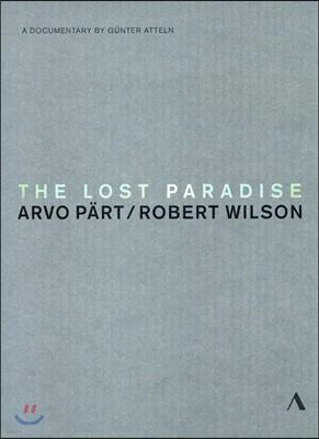 Tallinn Chamber Orchestra 아르보 패르트와 로버트 윌슨: 실락원 (Arvo Part: The Lost Paradise)