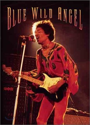 Jimi Hendrix - Blue Wild Angel