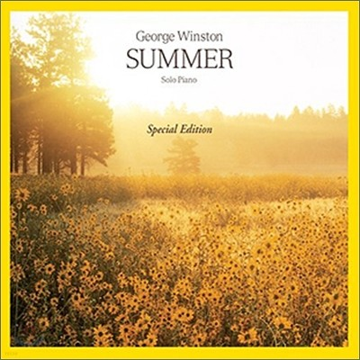 George Winston - Summer (Special Edition)