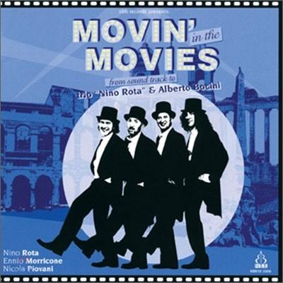 The Bass Gang 무빙 인 더 무비스 - 알베르토 보치니 & 니노 로타 트리오 (Moving In The Movies - Alberto Bocini & Nino Rota Trio)