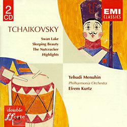 Tchaikovsky : Swan Lake etc. : MenuhinㆍKurtz