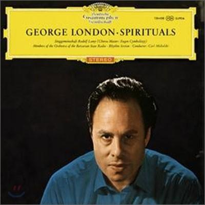 George London - Spirituals