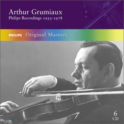 Philips Recordings 1955-1978 : Arthur Grumiaux