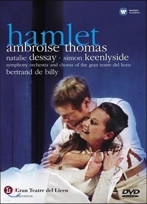 Natalie Dessay / Simon Keenlyside 앙브루아즈 토마: 오페라 '햄릿' - 나탈리 드세이 (Ambroise Thomas: Hamlet)