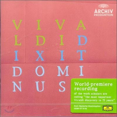 Vivaldi : Dixit Dominus RV 807 / Galuppi : 3 Psalms : Peter Kopp
