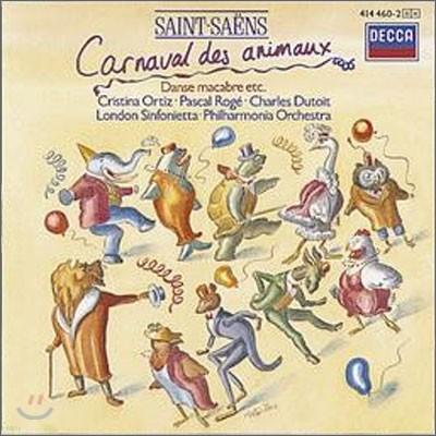 Charles Dutoit 생상스: 동물의 사육제 - 샤를 뒤트와, 파스칼 로제 (Saint-Saens: Le Carnaval des Animaux)