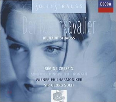 Strauss, R. : Der Rosenkavalier : Solti