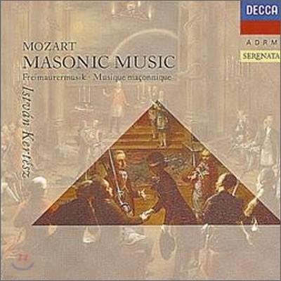 Mozart : Masonic Music : Kertesz
