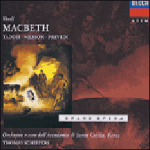 Verdi : Macbeth : Schippers