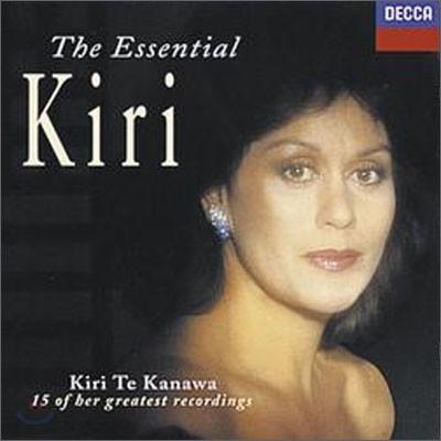 Kiri Kanawa - The Essential Kiri