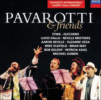 파바로티와 친구들 1집 (Luciano Pavarotti & Friends)