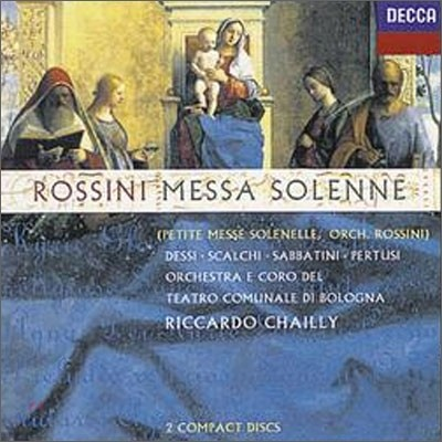 Rossini: Petite Messe Solennelle : Chailly