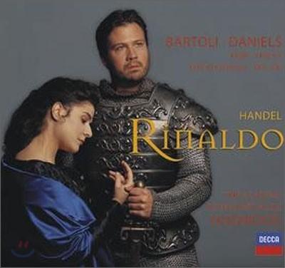 Handel: Rinaldo HWV7a : Hogwood