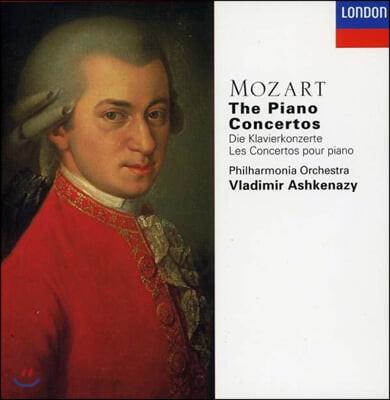 Vladimir Ashkenazy 모차르트: 피아노 협주곡 전집 (Mozart: The Piano Concertos)