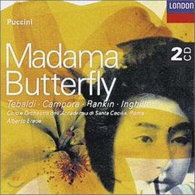 Puccini : Madama Butterfly : TebaldiㆍErede