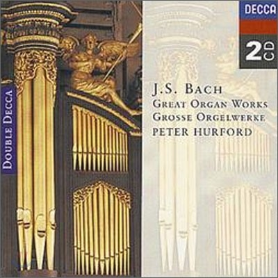 Peter Hurford 바흐: 오르간 명곡집 (Bach: Great Organ Works)