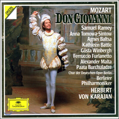 Samuel Ramey 모차르트: 돈 지오반니 (Mozart: Don Giovanni)