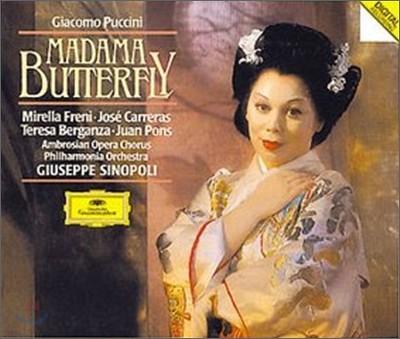 Puccini : Madama Butterfly : Sinopoli