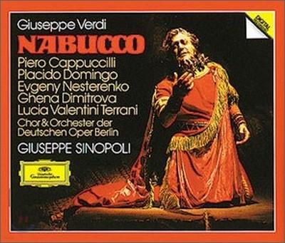 Giuseppe Sinopoli 베르디: 나부코 (Verdi: Nabucco) 플라시도 도밍고, 시노폴리