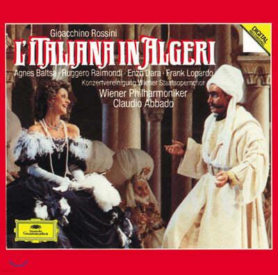 Rossini : L'italiana in Algeri : Abbado