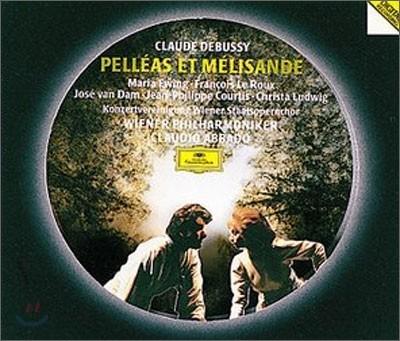 Claudio Abbado 드뷔시: 펠레아스와 멜리장드 (Debussy: Pelleas et Melisande)