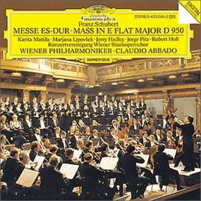 Claudio Abbado 슈베르트: 미사 6번 (Schubert: Mass D950)