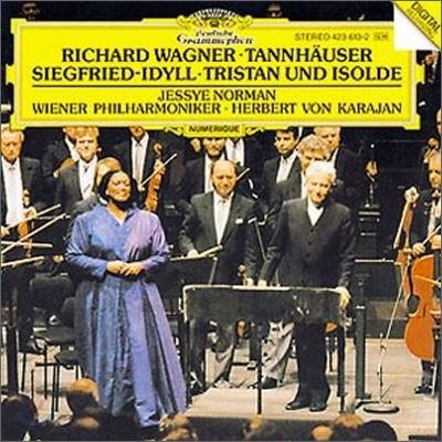 Herbert Von Karajan 바그너 : 탄호이저 서곡ㆍ사랑의 죽음 (Wagner : Tannhauser) 카라얀