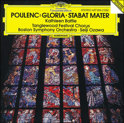 Seiji Ozawa 풀랑: 글로리아, 스타바트 마테르 (Poulenc: Gloria, Stabat mater)