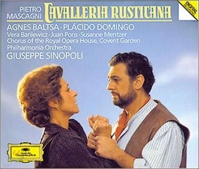 Placido Domingo 마스카니: 카발레리아 루스티카나 (Mascagni: Cavalleria Rusticana)