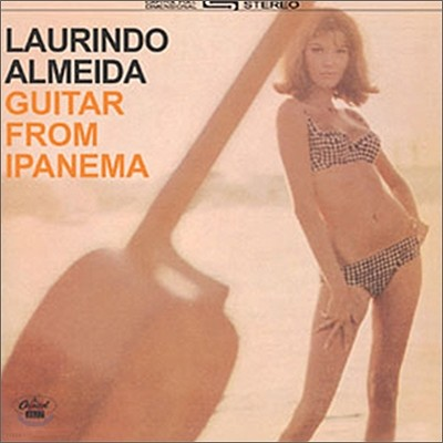 Laurindo Almeida (로린도 알메이다) - Guitar From Ipanema + 10
