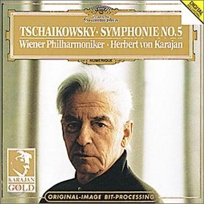 Herbert Von Karajan 차이코프스키 : 교향곡 5번 - 헤르베르트 폰 카라얀
