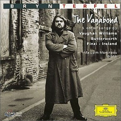 Bryn Terfel - The vagabond & Other Songs