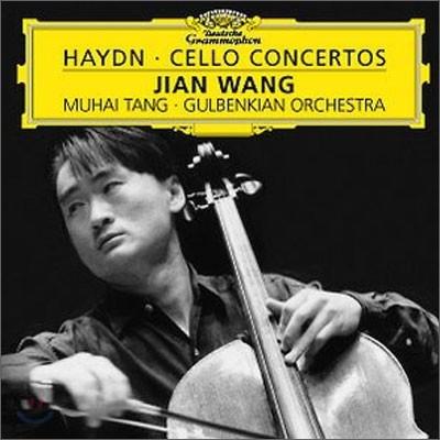 Haydn : Cello Concertos : Jian Wang