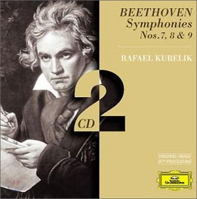 베토벤 : 교향곡 7-9번 - 쿠벨릭