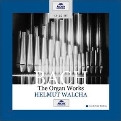 Helmut Walcha 바흐: 오르간 작품집 (Bach: The Organ Works) 헬무트 발햐