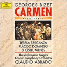 Bizet : Carmen (Highlights) : Abbado