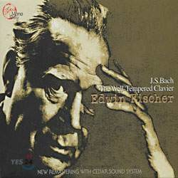 Edwin Fischer 바흐: 평균율 클라비어곡 전곡집 (Bach: The Well-Tempered Clavier, Books 1 & 2)