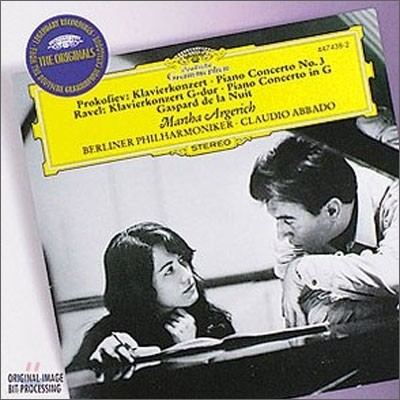 Martha Argerich 프로코피에프 : 피아노 협주곡 3 번 (Prokofiev : Piano Concerto No.3 / Ravel : Piano Concerto in G) 마르타 아르헤리치, 아바도