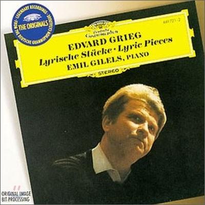 Emil Gilels 그리그: 서정 소곡 [소품집] (Grieg : Lyric Pieces)