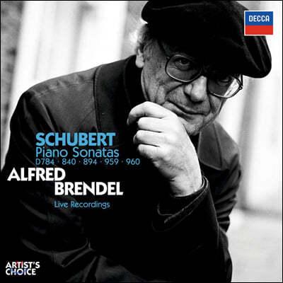 Alfred Brendel 슈베르트 : 피아노 소나타 D.784 / 840 / 894 / 959 / 960 - 알프레드 브렌델