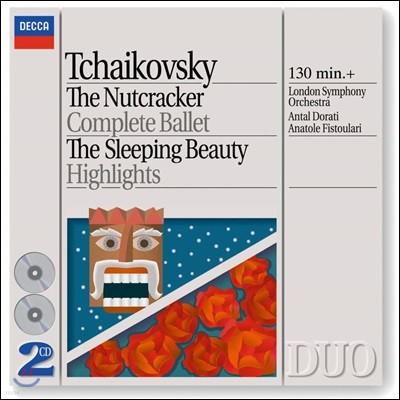 Antal Dorati 차이코프스키: 호두까기 인형 전곡, 잠자는 미녀 하이라이트 (Tchiakovsky: The Nutcracker & highlights from Sleeping Beauty)