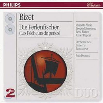 Jean Fournet 비제: 진주조개잡이 (Bizet: The Pearl Fishers)